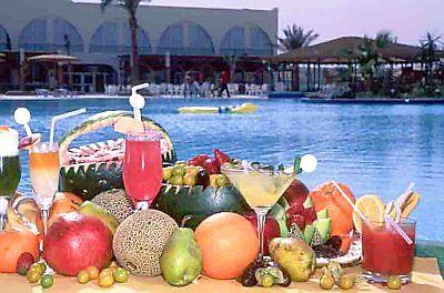 piscine hotel desert rose