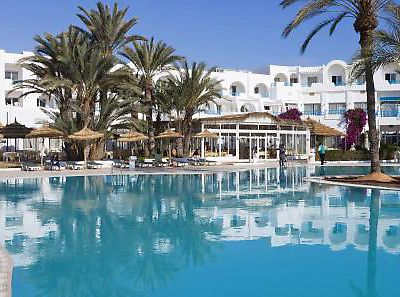 Djerba hôtel Golf Beach